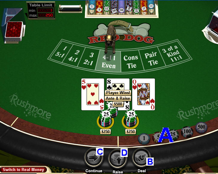 Private online poker tournament